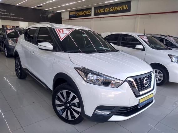 Nissan Kicks 1.6 16v Flex Sv Limited 4p Xtronic 2016/2017