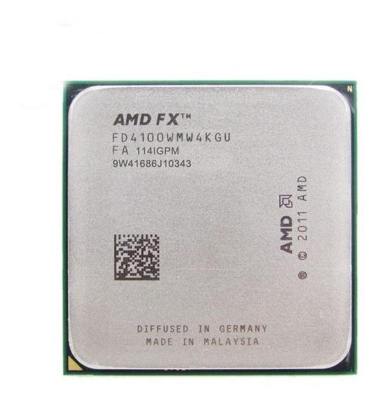 Processador Amd Fx 4100 - 3,8 Ghz