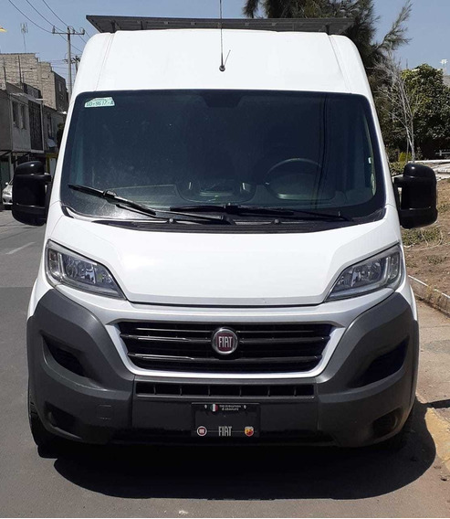 Fiat Ducato 2018 2.3 11.5 Cargo Van Mt