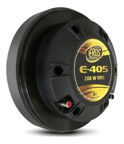Driver Eros E-405 - 200w Rms Original