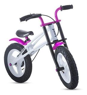 Bicicleta Joovy Bicycoo Bmx Balance Rosa 215 X 162 X 335