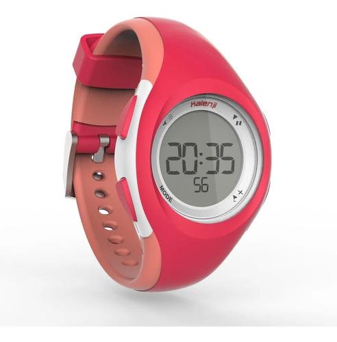 Relógio Digital Adulto Feminino À Prova D'água Retroiluminação Cronômetro Alarme Data