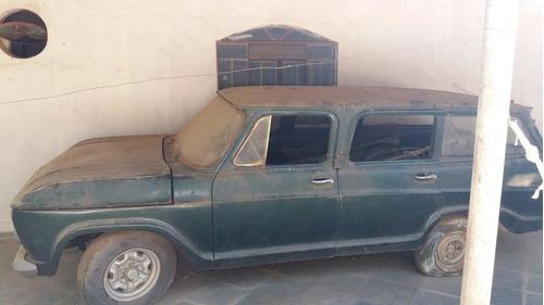 Veraneio 1968/1968 - G M - Chevrolet - Para Restaurar