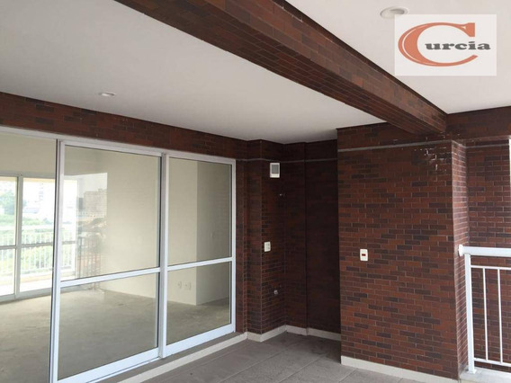 Apartamento Residencial À Venda, Chácara Klabin, São Paulo. - Ap3528