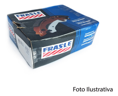Imagem 1 de 1 de Jogo Sapata Freio Ford Focus Hatch 1.8 Glx 99 À 03