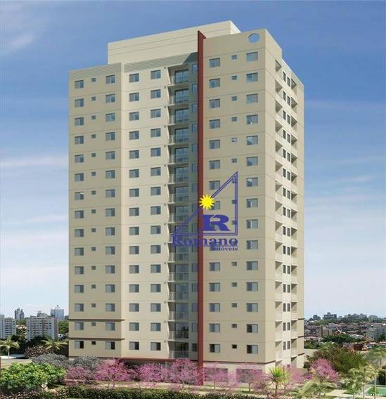 Apartamento Residencial À Venda, Vila Homero Thon, Santo André. - Ap0258