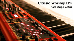 Classic Worship Eps - Nord Stage 2 2ex 3