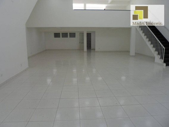Salão E Sobre Loja Na Lapa - Lo0002