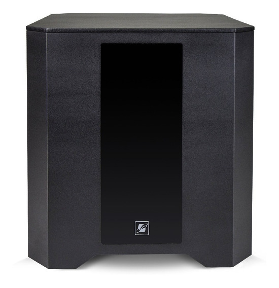 Subwoofer Sub Grave Ativo Frahm Rd Sw 10 Residence 150w Rms