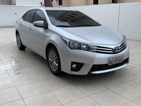Toyota Corolla 2.0 16v Xei Flex Multi-drive S 4p 2017