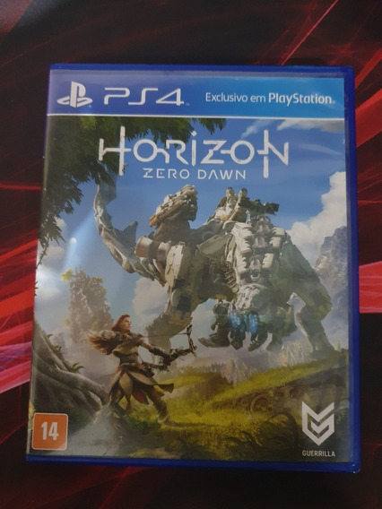 Game Horizon Zero Dawn - Ps4