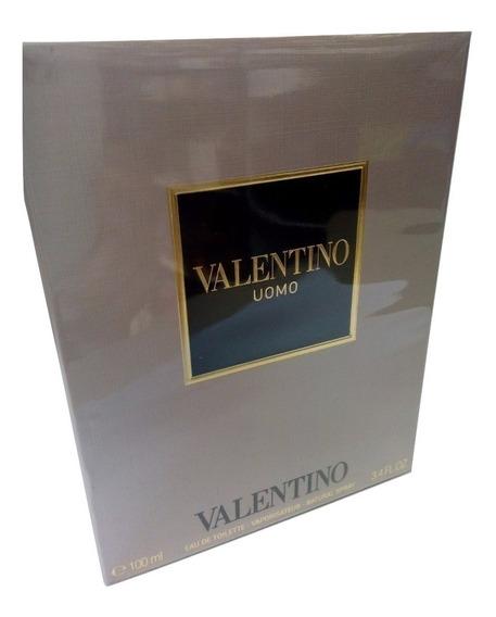 Perfume Valentino Uomo 100 Ml Masculino Original Importado