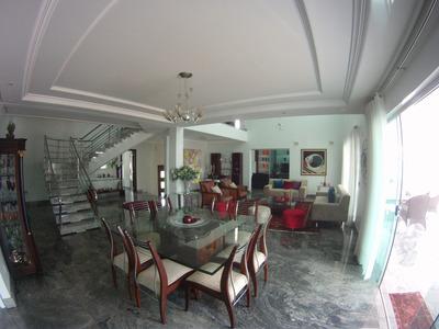 Sobrado Em Residencial Alphaville Flamboyant, Goiânia/go De 650m² 4 Quartos Para Locação R$ 12.500,00/mes - So115176