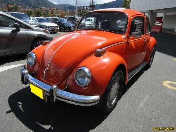 Volkswagen Escarabajo 1.6 Mt