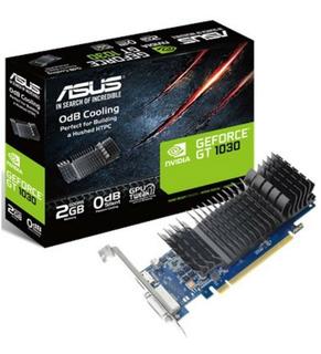 Tarjeta Video Asus Geforce Gt 1030 Low 2gb Ddr5 Tranza