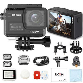 Câmera Sjcam Sj8 Plus 12 Mp Hd Tela Frontal Wifi Bluetooth