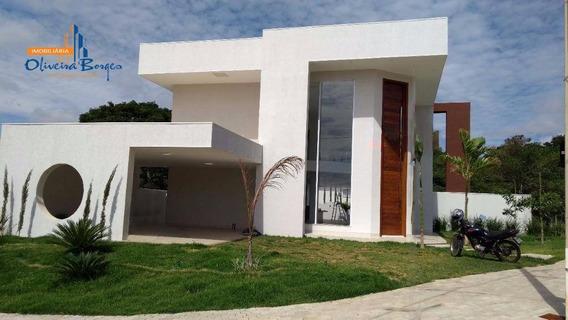 Sobrado Residencial À Venda, Residencial Anaville, Anápolis. - So0092
