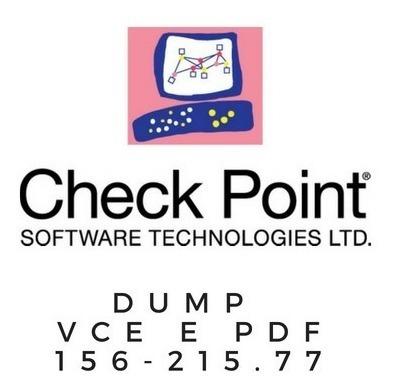 Checkpoint 156-215 77 Dump Pdf E Vce