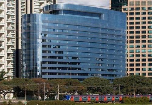 Imagem 1 de 15 de Conjunto À Venda, 115 M² Por R$ 1.700.000,00 - Brooklin - São Paulo/sp - Cj0534