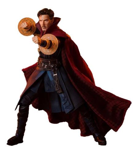Figura Doctor Strange (battle On Titan) S H Figuarts Bandai
