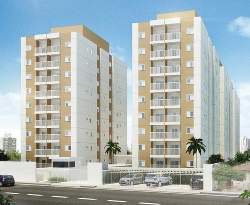 Apartamento Residencial Para Venda, Jardim Vila Formosa, São Paulo - Ap8387. - Ap8387-inc