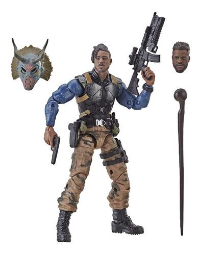 Imagen 1 de 2 de Marvel Legends Black Panther Erik Killmonger