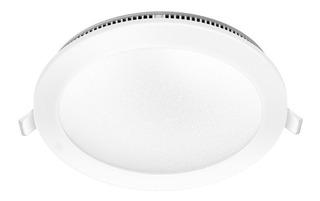 Embutido Spot Luz Led Cuadrado 22x22cm Cocina/baño/comercio