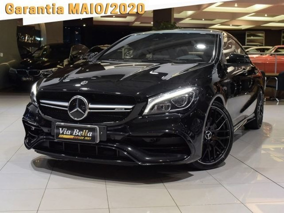 Mercedes-benz Cla 45 Amg Cgi 2.0 381cv Turbo