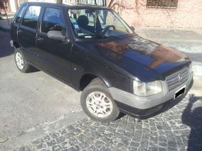 Fiat Uno Fire Mpi 5 Puertas Con Gnc