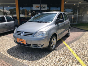 Volkswagen Fox 1.0 City Total Flex Ano 2007/2007 (8165)