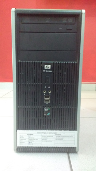 Cpu Hp 1gb 2.60ghz 160gb Athlon Duo Core
