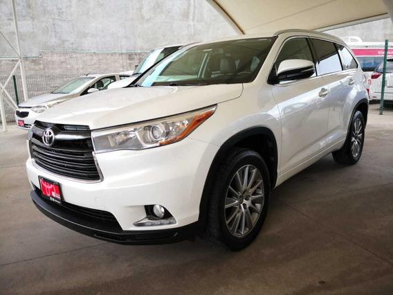 Toyota Highlander Ltd 2015