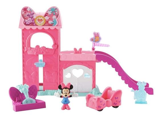 Disney Garaje Minnie Mouse, Juguete Fisher Price Original