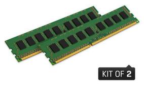 Memoria Desktop Ddr3 Kingston Kvr16ln11k2/16 16gb Kit A!