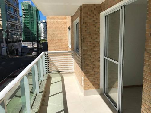 Apartamento Em Centro, Guarapari/es De 64m² 2 Quartos À Venda Por R$ 386.500,00 - Ap927160