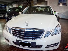 Mercedes Benz E250 Año 2013 Único