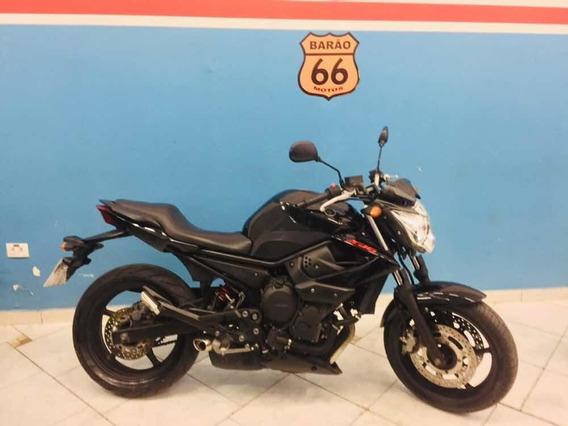 Yamaha Xj6 600 2011