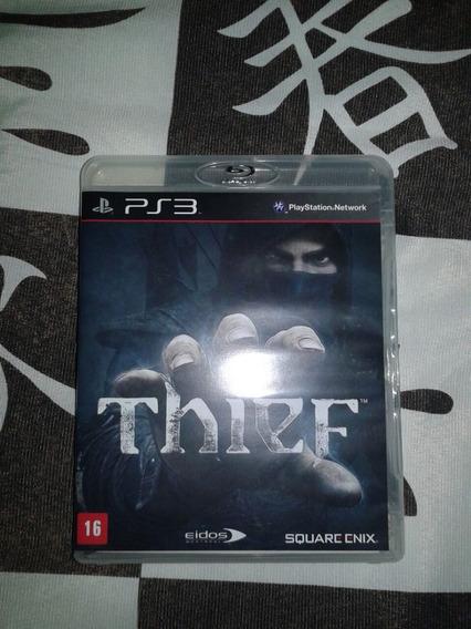Thief - Mídia Física Playstation 3