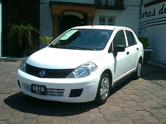 Nissan Tiida Advance 2015 Impecable