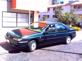 Peugeot 605 Sri 1993 Inyeccion