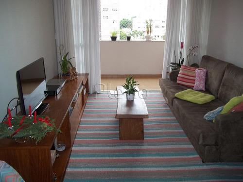 Imagem 1 de 25 de Apartamento À Venda Em Cambuí - Ap014393