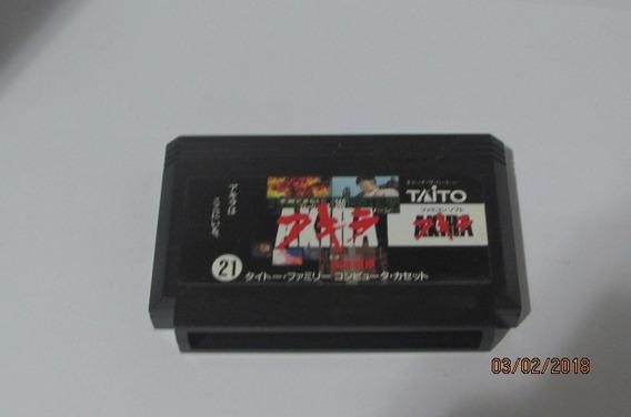 Akira Para Nintendo Nes 60 Pino