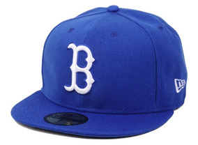 Gorra Boston Original New Era Color Azul