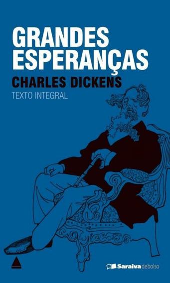 Livro Bolso Grandes Esperanças Charles Dickens Frete Barato