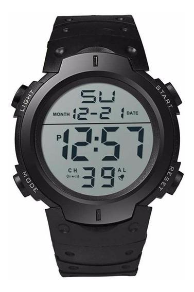 Relógio Esportivo Masculino Digital Rg014m Promoção!!!