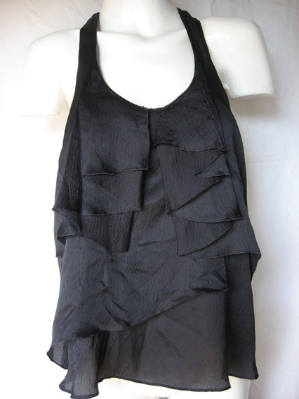 Musculosa Ayres, Talle Small 40, 100% Seda