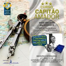 Curso Capitão Amador