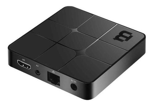 Tv box Blackpcs Small EO404K-BL  estándar 4K 8GB  negro con 2GB de memoria RAM