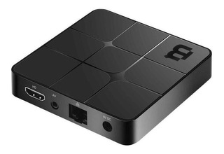 Streaming media player Blackpcs Small EO404K-BL estándar 8GB negro con memoria RAM de 2GB