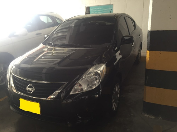 Nissan Versa 2014 Automatico